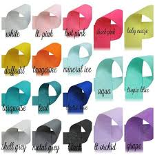 glitter ribbon wholesale wholesale ribbon solid ribbon s goodies galore
