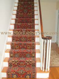 Rug Runner For Stairs Architecture Exciting Beige Stair Runners For Simple Interior