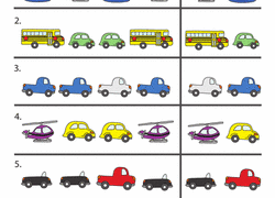 kindergarten patterns worksheets u0026 free printables education com