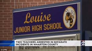 texas teacher arrested for videotaping female students daily
