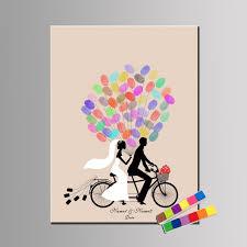 creative wedding presents custom name date wedding guestbook creative wedding decoration