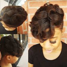 short hair cuts from behind short hairstyles for black women freeze curls hollywood official