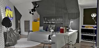chambre ado industriel décoration chambre ado industriel 19 nanterre 16100346 simili