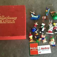find more bugs bunny u0026 friends set of 12 danbury mint christmas