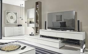 Wohnzimmerverbau Modern Wohnwand Design Nzcen Com