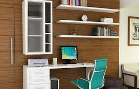 office bookshelves designs 8 small office designs you will love floating shelf