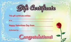 sample gift certificate elegant gold foil sample gift