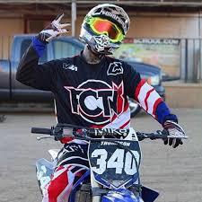 motocross gear fctn fusion motocross gear set custom apparel inc