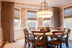 outstanding dining room 60 inch round pedestal table transitional