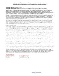 Sample Resume Business Owner by Resume For Goldman Sachs Resume For Your Job Application
