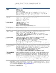 Sample Legal Secretary Resume by Cv Template Ireland Word