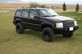 jeep grand customization 1994 jeep grand restoration and customization after