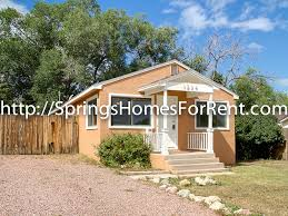 Homes For Rent Colorado by Homes For Rent In Colorado Springs Colorado Springs Rentals