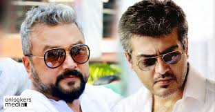ajith feels that jayaram u0027s salt and pepper look is better than his