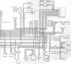 yamaha vmax 600 wiring diagram snowmobile pinterest