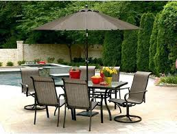 Patio Furniture On Clearance At Lowes Lowes Patio Dining Patio Dining Sets With Chaise Lounge Chairs