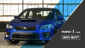 subaru rice why buy 2018 subaru wrx review youtube