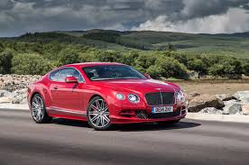 be one of the lucky owners of a used bentley continental of good
