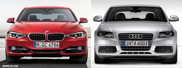 audi a3 vs bmw 3 series photo comparison audi a4 vs 2012 bmw 3 series