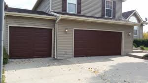 Royal Overhead Door Clopay Classic Collection Premium Series Steel Insulated Garage