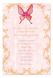 butterfly brilliance birthday invitations by invitation