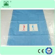 Disposable Drapes Pacemaker Drape Surgical Medical Drape Disposable Sterile Drape