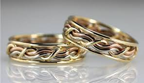 all wedding rings images Christian wedding ring photo gallery of cord of three rings by jpg