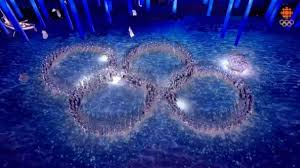 olympics 2014 closing ceremony dancers re create failed ring in
