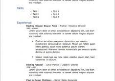 resume templates word 2013 bright and modern call center resume examples 8 bpo resume