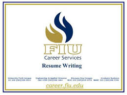 Fiu Resume Engineering Career Assistance Center Resume Creation For Me 302