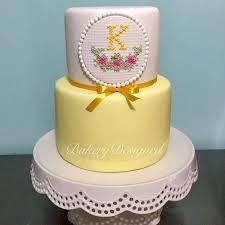cross stitch cake cakecentral com