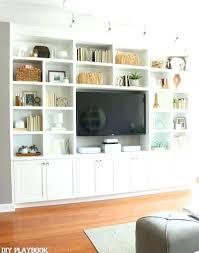 home center decor decor entertainment center contemporary white with fireplace 2