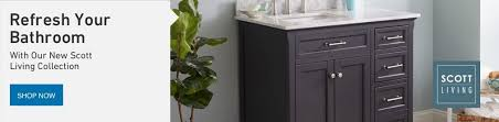 Vanities For Bathrooms Shop Bathroom Vanities Vanity Tops At Lowes
