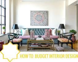 home interior design on a budget interior design on a budget wwwgmailcom info