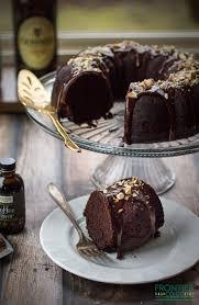 stout chocolate cake with irish cream ganache recipe decadent