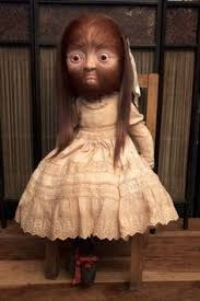 Scary Baby Doll Halloween Costume Altered Doll Forks Martha Todd Ceramic Artist