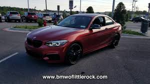 new 2018 bmw 2 series m240i coupe at mclarty bmw of little rock
