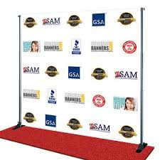 step and repeat backdrop custom step and repeat custom step and repeat banner same day