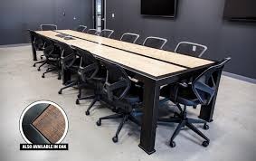 Metal Conference Table Rogue Conference Table 2 0 Rogue Supply Co