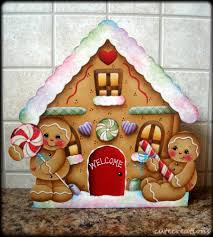 hp gingerbread house shelf sitter gingerbread 2 pinterest
