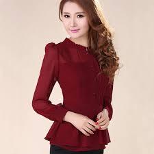 s plus size blouses plus size s 3xl 2016 fashion autumn s