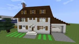American Colonial Houses Classic American House Minecraft Speed Build Youtube