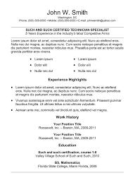 Resume Download Template Free Free Resume Download Template Resume Template And Professional