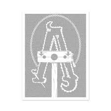 litographs the scarlet letter book poster