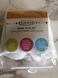 Pack N Play Changing Table Cover Graco Pack N Play Table Pad Cover Ebay