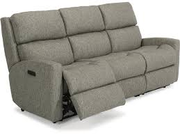 Flexsteel Power Reclining Sofa Flexsteel Living Room Fabric Power Reclining Sofa W Power