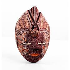 buying batik mask from indonesia wholesale only yani u0027s gallery