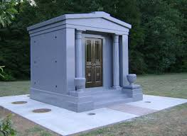 mausoleum cost trust building greenville marble granite
