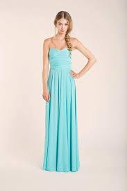 malibu bridesmaid dresses aquamarine floor length infinity dress light blue dress