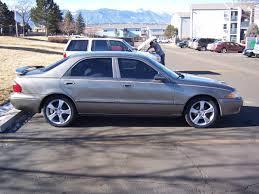 mazda 626 2001 mazda 626 lx with mazda 3 17 inch wheels 1998 2002